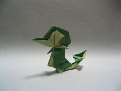 Pikachu Origami Advanced - origami
