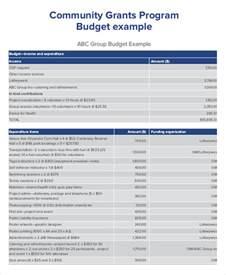 program budget template program budget template 9 award certificates free