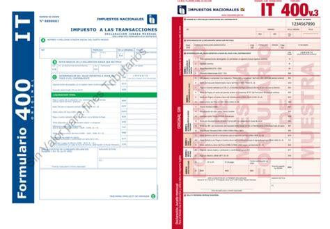 formulario 200 version resumida para descargar formularios impuestos nacionales it 400 iva 200