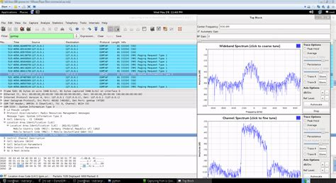 wireshark tutorial in linux rtl sdr tutorial analyzing gsm with airprobe gr gsm and