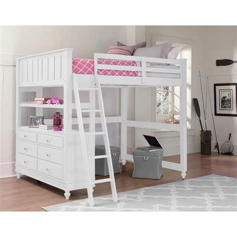 kids bedroom furniture on sale ne kids lake house full loft bed 1045 on sale now