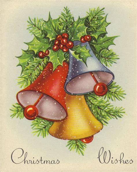 vintage christmas vintage christmas cards christmas bells christmas belle