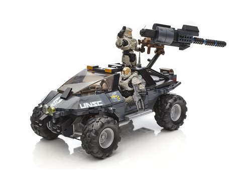 Figure Avatar Attack Rhino Original Mattel microsoft y mattel se al 237 an para crear juguetes de halo