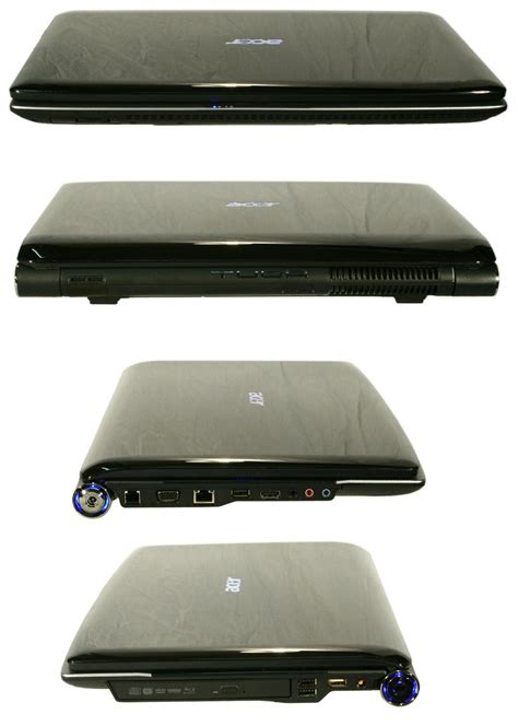 Acer Aspire 6920g Notebookcheck by Acer Aspire 6920g 594g32bn Notebookcheck Externe Tests
