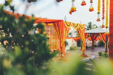 Flower Decor Wedding by Outstanding Marigold Flower Wedding D 233 Cor Ideas