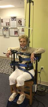 scoliosis treatment scoliosis traction chair