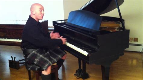 Small But Grand by Small Black Challen Baby Grand Piano Demonstrated By