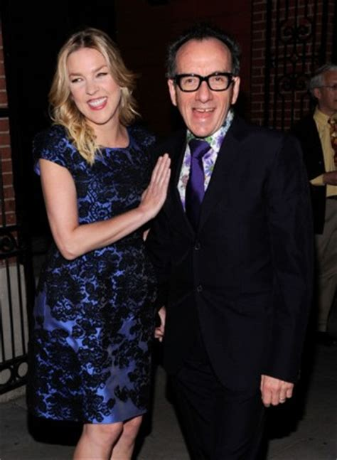 For Elvis Costello Diana Krall by Los Oxford Uruguayan Independent Artist