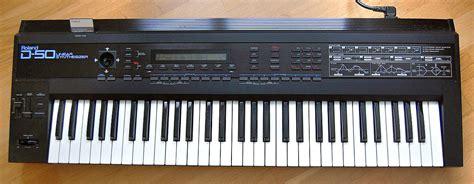 Keyboard Roland D70 roland d 50