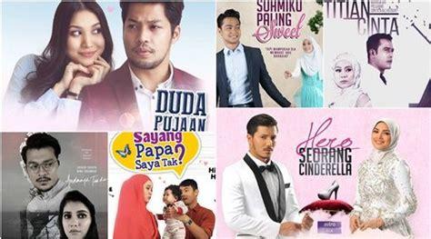 film drama terbaik malaysia 10 drama melayu paling top menurut google trends untuk