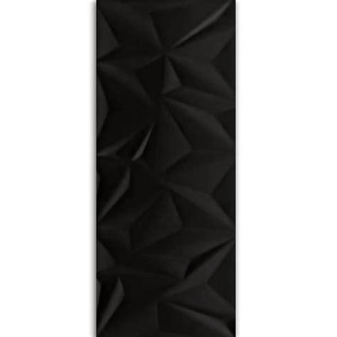wandfliesen schwarz wandfliesen struktur fracture schwarz 30x80cm ebay