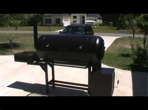 bbq smoker project youtube