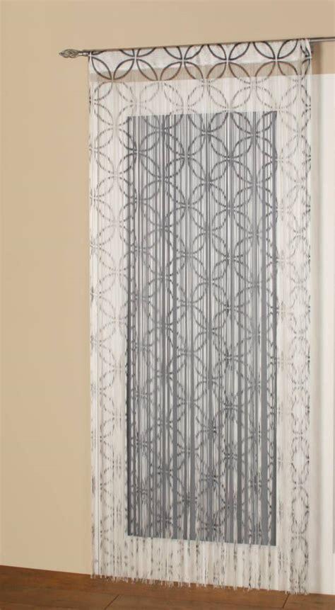 draw string curtains salt string curtain panel 90cm wide net curtain 2 curtains
