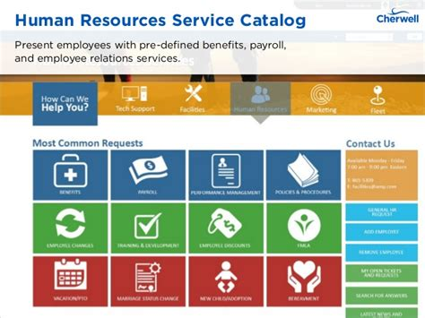 it service catalog template it service catalog exles