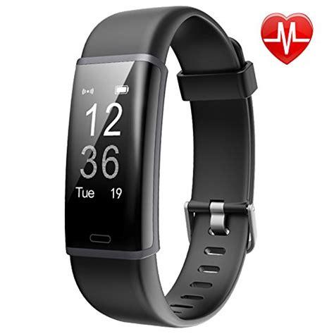 Fitness Tracker with Heart Rate Monitor, Lintelek Activity Tracker Sleep Monitor Bluetooth