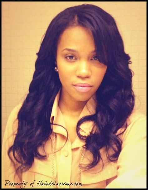 side part hairstyles for black women u part wigs for black women changing 3 4 wig from middle