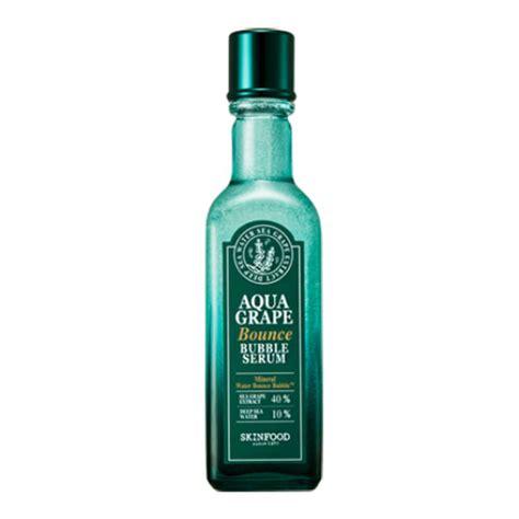 Serum Skin Aqua skinfood aqua grape bounce serum skin food essence