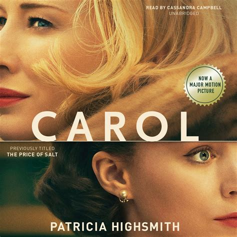 the price of salt carol audiobook by highsmith for just 5 95