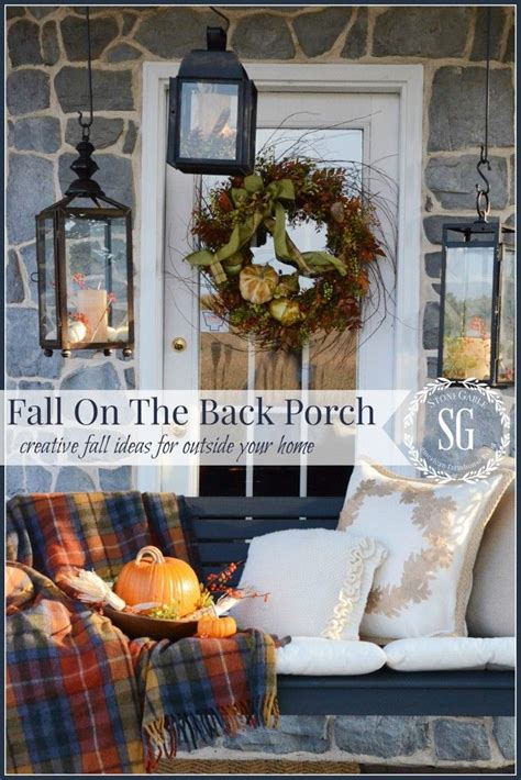 1000 images about fall porch decorating ideas on