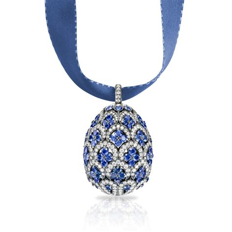 z 233 naide sapphire egg pendant imperial collection