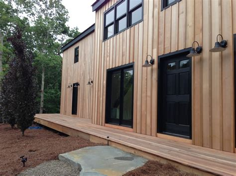 barn wall sconces add finishing touch  modern farmhouse