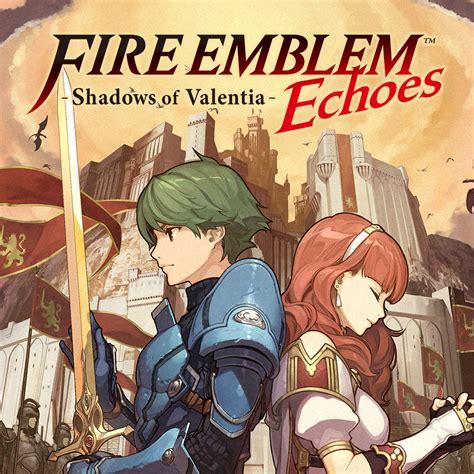 3ds Emblem Echoes Shadows Of Valentia emblem echoes shadows of valentia nintendo 3ds