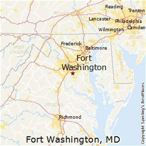 Md Wash best places to live in fort washington maryland