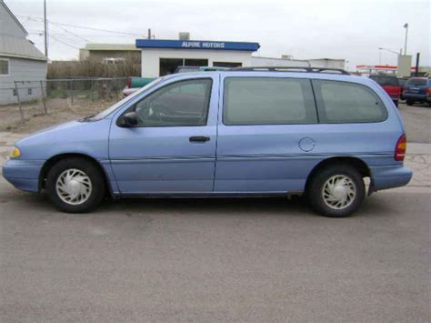 1996 Ford Windstar by 1996 Ford Windstar At Alpine Motors