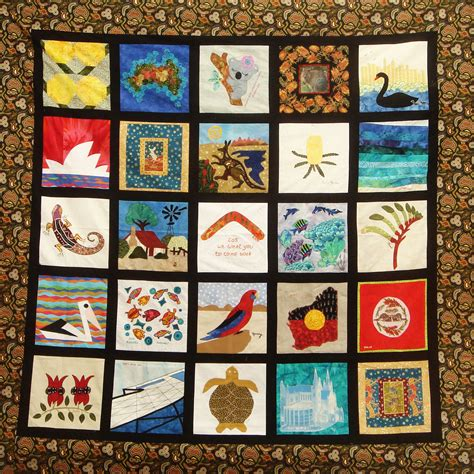 Photo Quilt Australia by An Australian Quilt Mauds