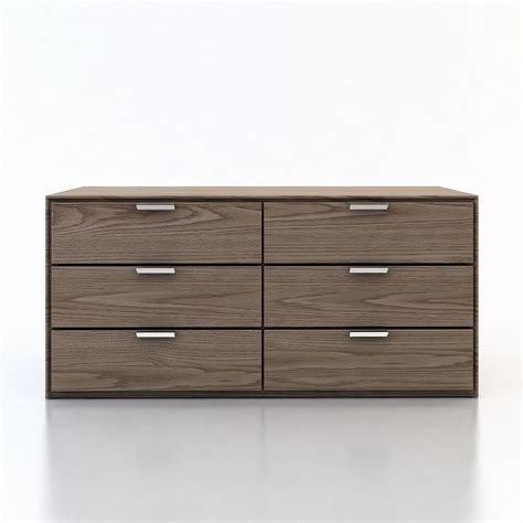 contemporary bedroom dresser walnut modern bedroom dresser contemporary bedroom