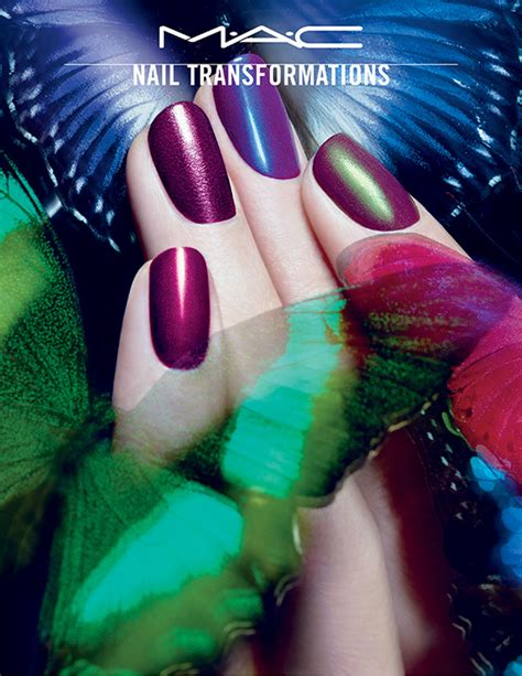 Machintosh Plus Trafomator mac nail transformations collection for july 2014