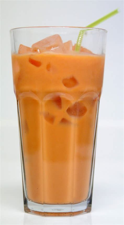 cara membuat thai tea number one thai tea jual thai tea murah di bandung