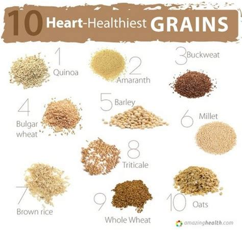whole grains types types of whole grains pictures to pin on pinsdaddy