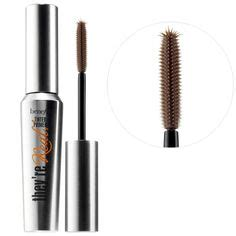 Benefit Theyre Real Lengthening Mascara 3g estee lauder wear foundation review and swatches