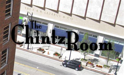 the chintz room modernized chintz room restaurant reopening at lazarus building columbusunderground