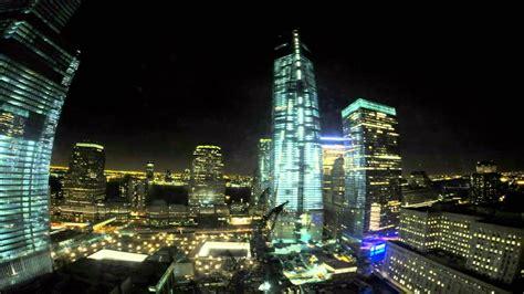 time lapse ground   world trade center