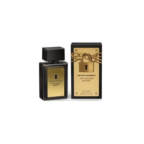 Parfum Antonio Banderas Golden Secret by Perfme The Golden Secret Antonio Banderas Colonia Precio
