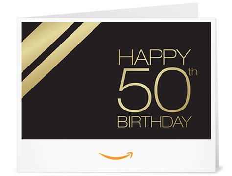 Printable Gift Cards Uk - 50th birthday printable amazon co uk gift voucher amazon co uk gift cards top up