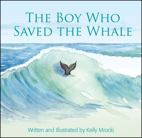 the boy and the whale books mrocki whales