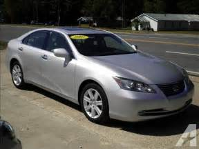 2007 Es 350 Lexus 2007 Lexus Es 350 For Sale In Chipley Florida Classified