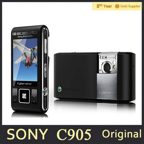 Sony Ericsson C903 Original 100 100 original unlocked sony ericsson c905 mobile phone 2 4inch screen gps 8mp refurbished 3g