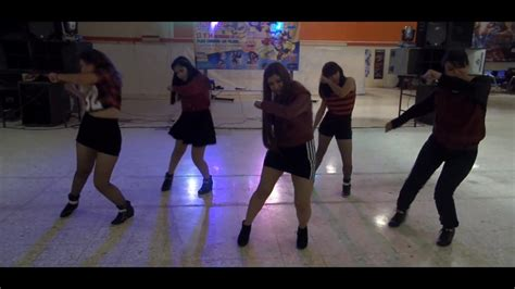 dance tutorial nu abo f x nu abo f x dance cover by show girls youtube