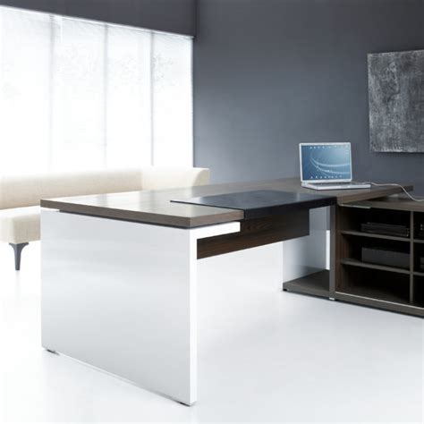 Ultra Modern Office Desk with Ultra Modern Sit Stand L Desk Ambience Dor 233