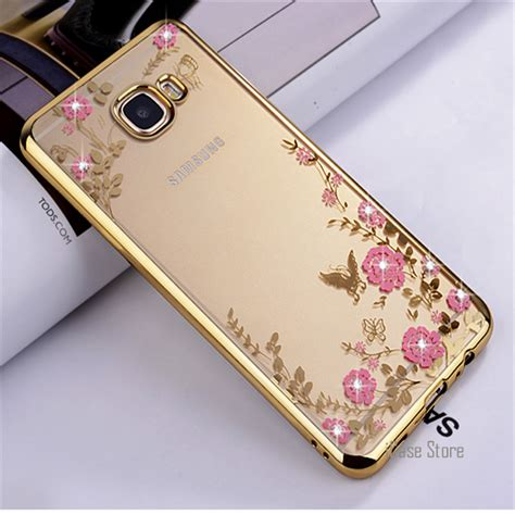 Casing Cover Samsung S6 Edge Secret Garden for samsung galaxy s5 s6 edge s7 s8 plus luxury tpu phone for a3 a5 2016 a7 2017 j5 j2
