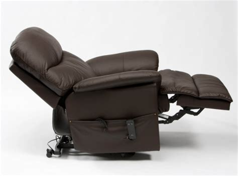 most comfortable recliner restwell riser recliner lars dual motor