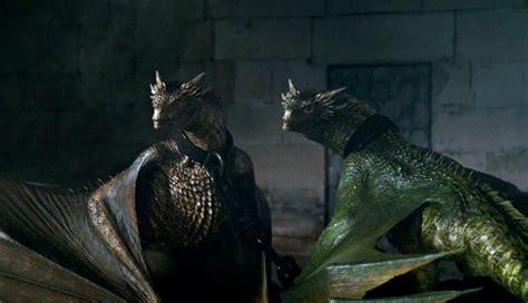 curioseando los dragones de juego de tronos