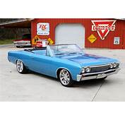 1967 Chevrolet Malibu Convertible For Sale