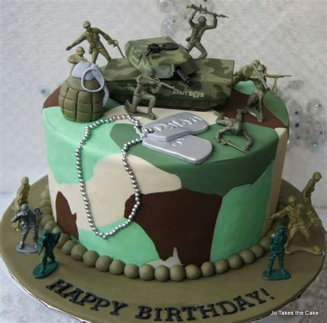happy birthday army edition  leaves  basic