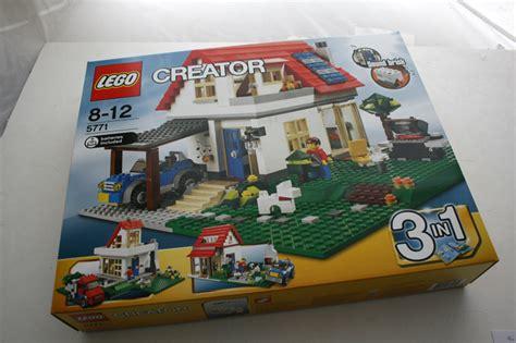 Lego Creator 3 In 1 Hillside House 5771 Bonus 2 Mini Figure 5771 lego creator hillside house ebay