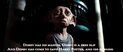 membuat gif text online cute dobby free friends harry potter animated gif